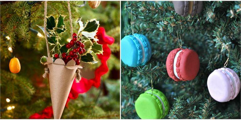30 Easy Homemade Christmas Ornaments