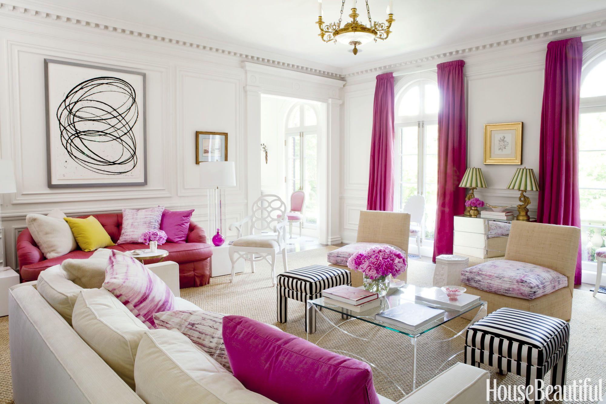 10+ White Living Room Ideas - Decor for Modern White Living Rooms