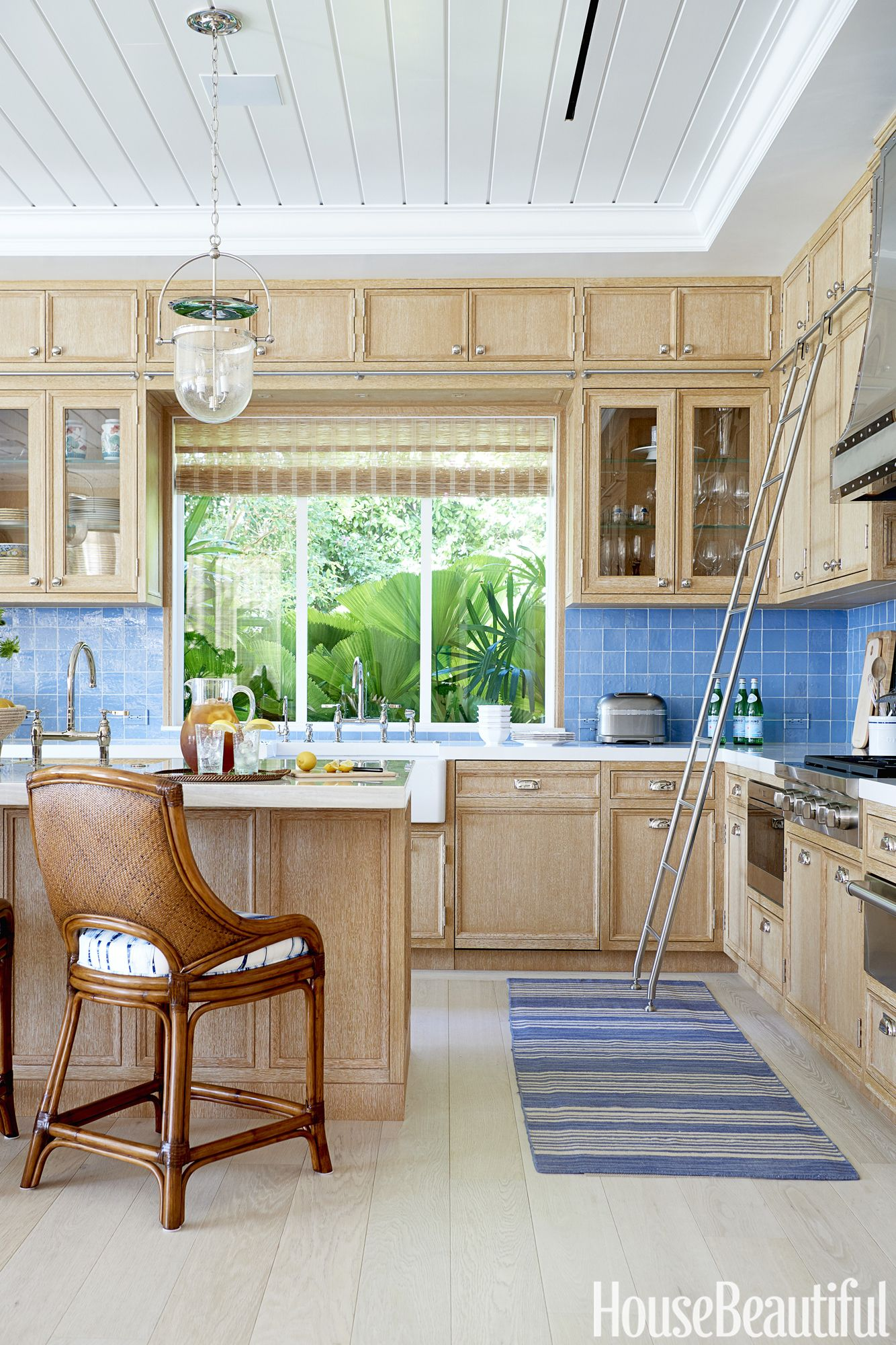 sara gilbane blue florida kitchen