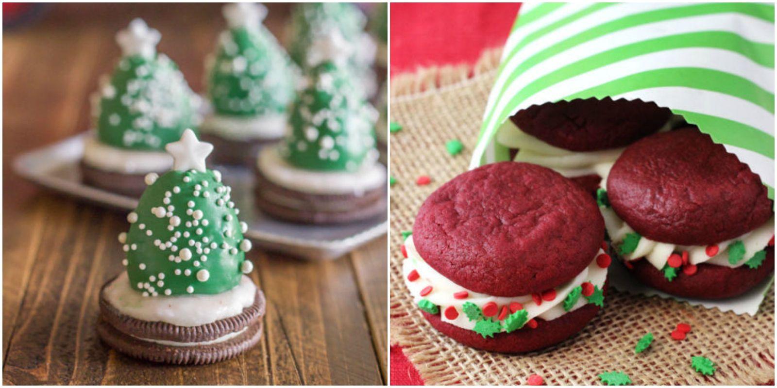 40 Easy Christmas Dessert Recipes Cute Ideas For Desserts
