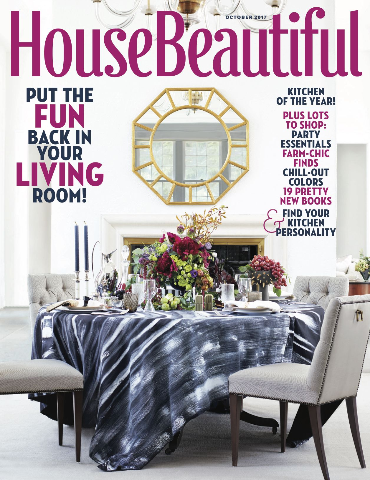 House Beautiful November 2016 Resources - Shopping Information and Product Guide