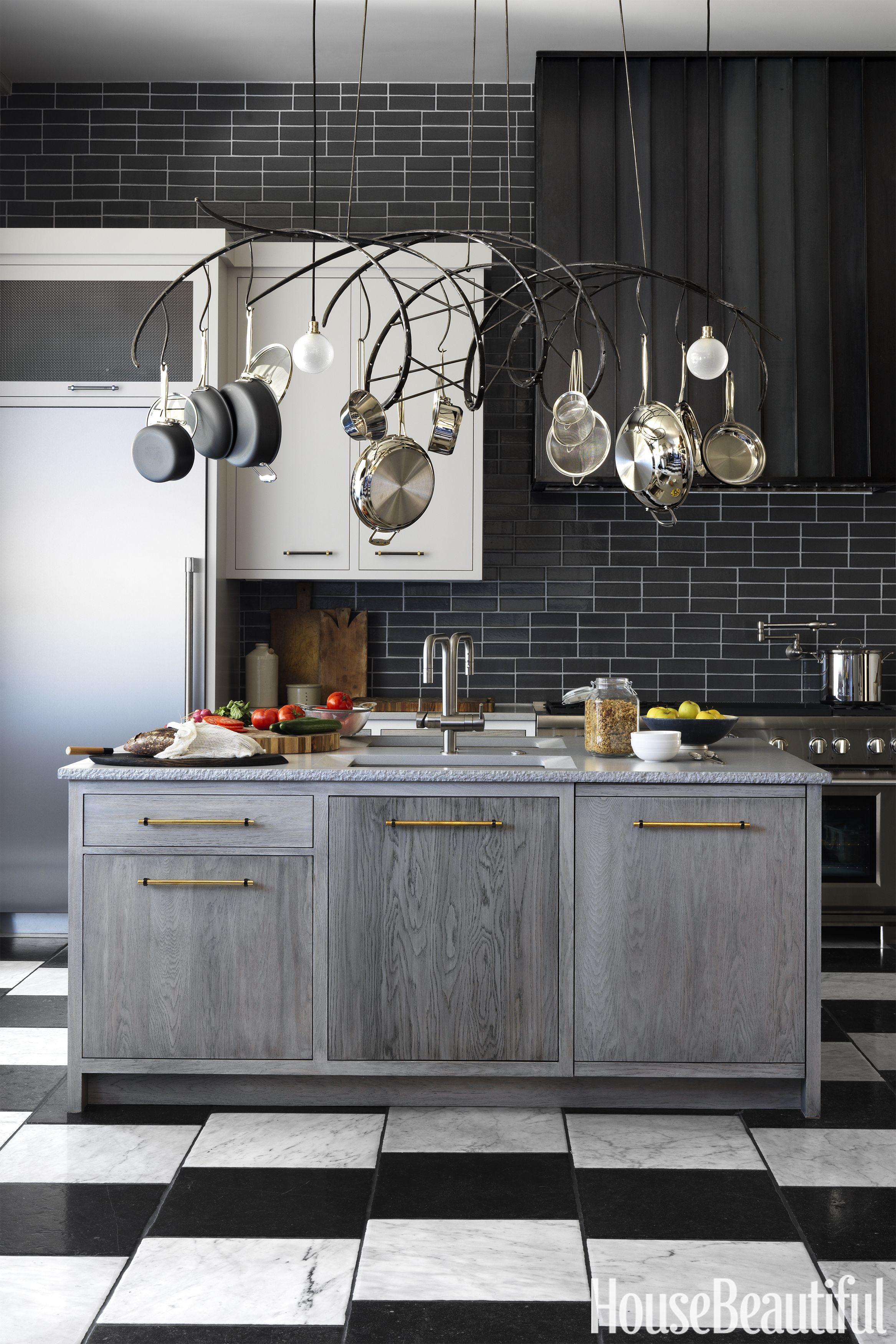 10 best kitchen floor tile ideas pictures kitchen tile design trends rh housebeautiful com  kitchen floor tiles design images