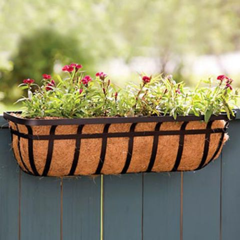 Panacea Products Flat Iron Series Window/Deck Planter