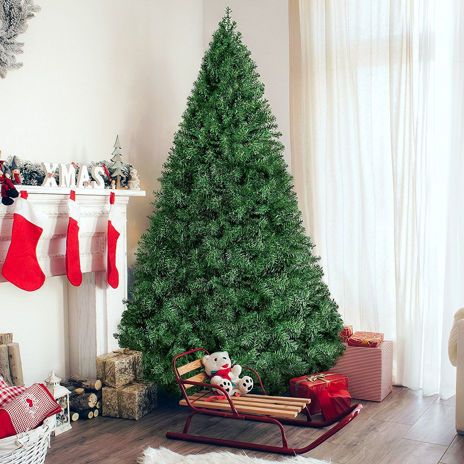 15 Best Artificial Christmas Trees - Fake Holiday Trees