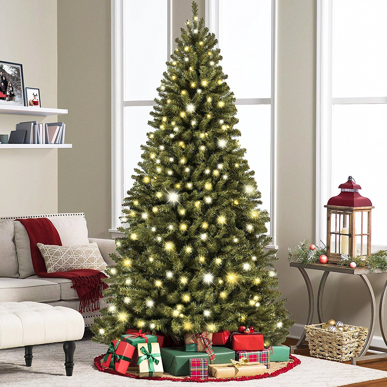 12 best artificial christmas trees fake holiday trees - Best Artificial Christmas Trees