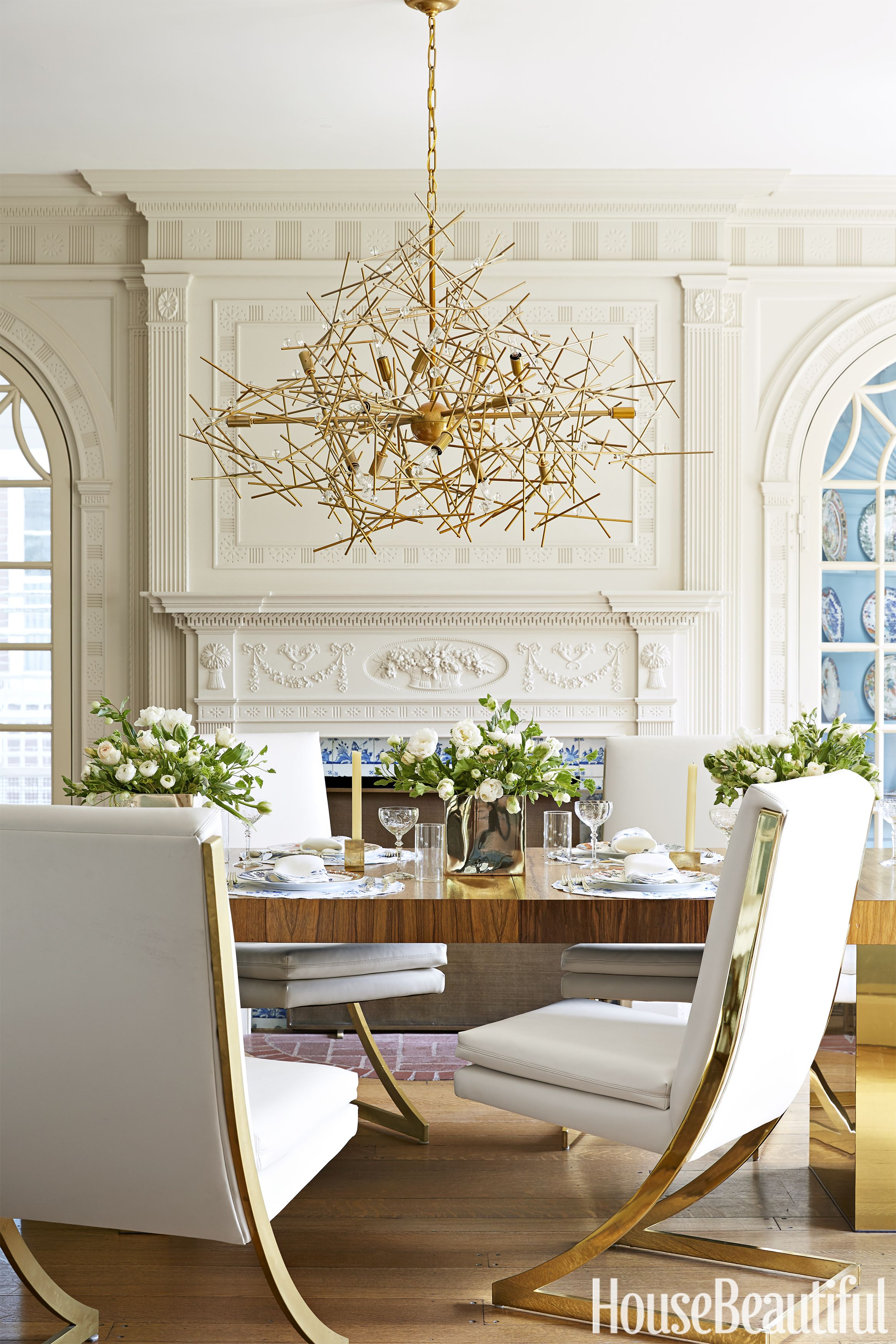 Janet Gridley Dining Room