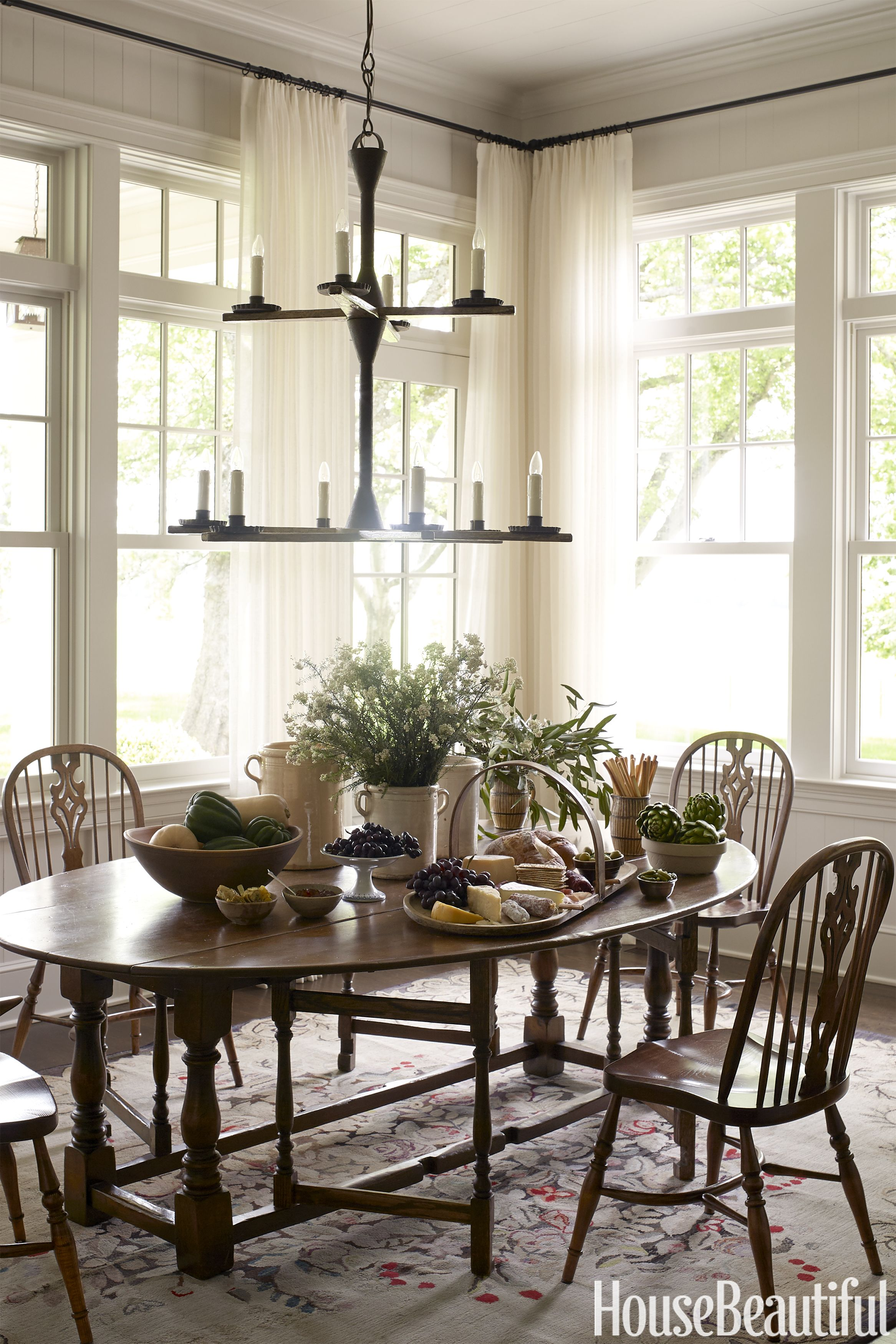 A Tennessee Farm Gets Country Charm - Barbara Westbrook Designs a ...