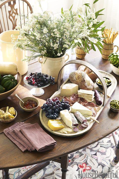 barbara westbrook cheese plate