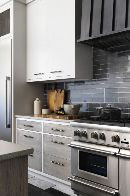 Countertop, Cabinetry, Kitchen, Room, Furniture, Kitchen stove, Property, Major appliance, Gas stove, Interior design,