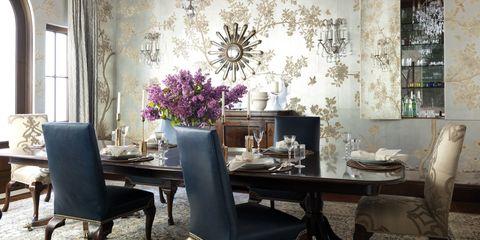 christina rottman dining room