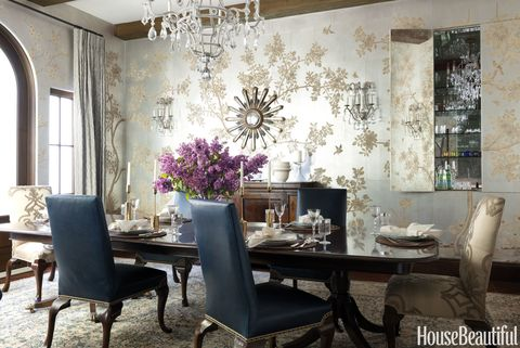 christina rottman dining room