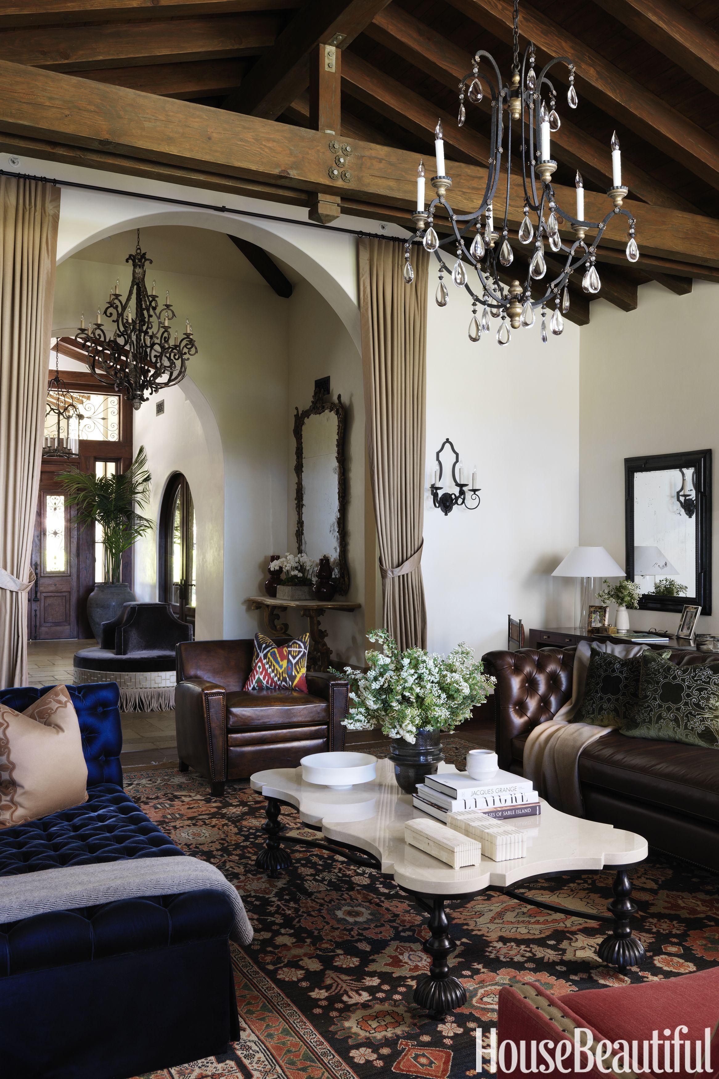 christina rottman living room