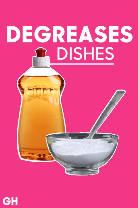 two-ingredient cleaners