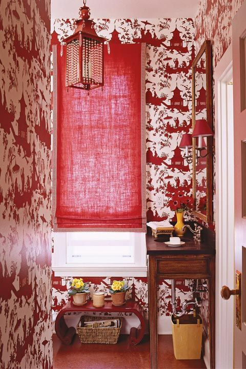 30 Red Decorating Ideas - How to Decorate Rooms with Red