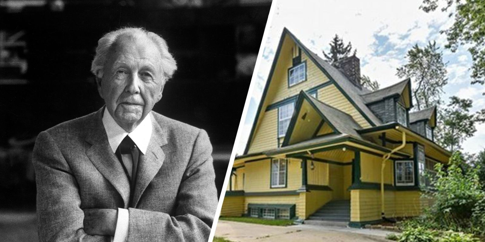 This Rare Frank Lloyd Wright House Could Be Yours for $195,000