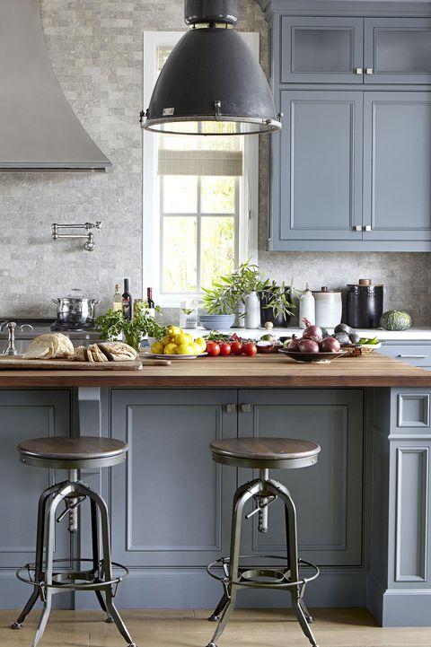 14 Grey Kitchen Ideas Best Gray Kitchen Designs And