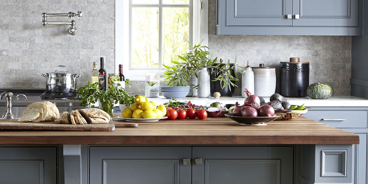 14 Best Kitchen Paint Colors - Ideas for Por Kitchen Colors I Want To Paint My Cabinets Black Kitchen on how paint my kitchen cabinets, chalk paint cabinets, colors to paint your cabinets, ideas for painting hoosier cabinets, i want to paint my dining room table, want to paint my wooden kitchen cabinets, re seal laminate adhesive to cabinets, square shaker cabinets, should i paint my cabinets, paint my wood cabinets, kitchens with 2 different color cabinets, tacked driver cabinets, creamy cabinets, paint used for cabinets, paint colors with hickory cabinets, should i paint wood cabinets,