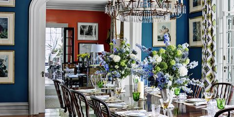 30 Most Colorful Ways to Paint Your Dining Room