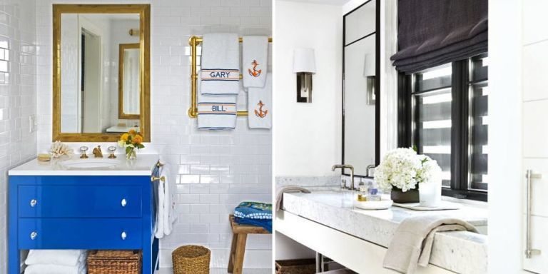 Whether Your Home Is Traditional, Elegant Or Ultramodern, These Brilliant  White Bathrooms Offer Design Ideas For Everyone.