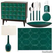 dark jade accessories