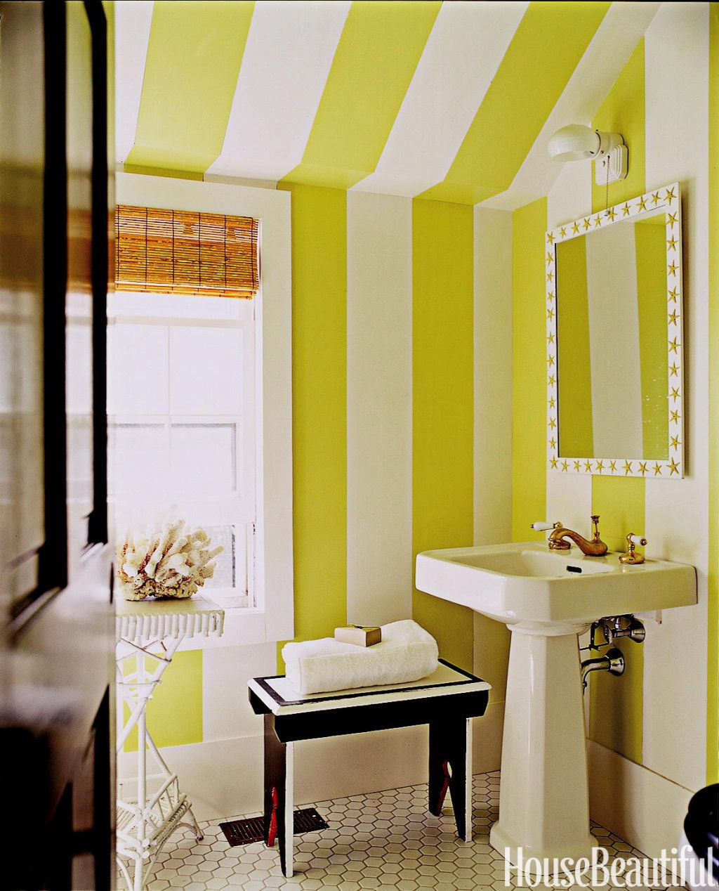 Bold Color in Small Spaces - Small Space Paint Colors