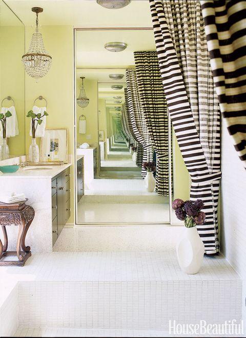 Interior design, Green, Property, Room, Floor, Ceiling, Wall, Light fixture, Interior design, Flooring,