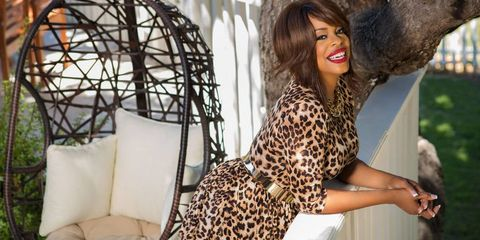 Inside Niecy Nash's Colorful and Glamorous Los Angeles House