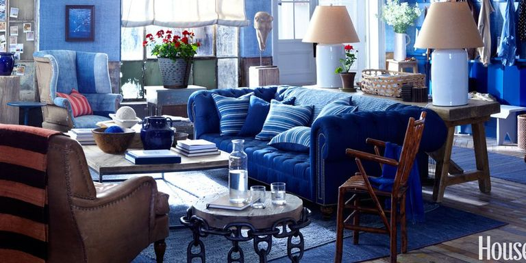 Ralph Lauren Home Indigo Paint Indigo Color Ideas