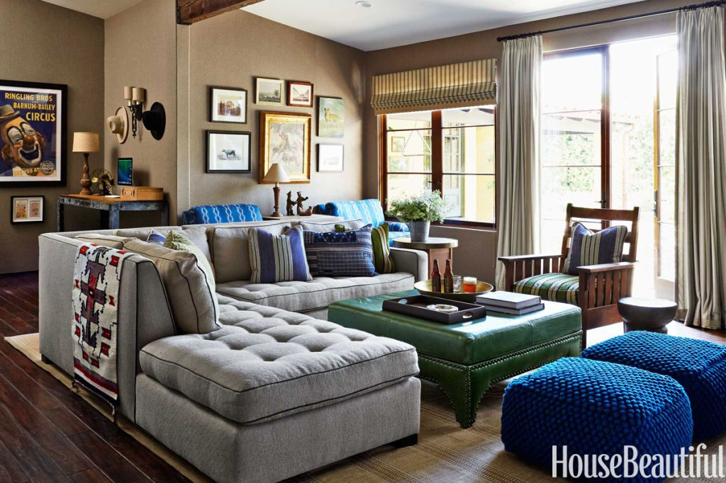 how to design a family room