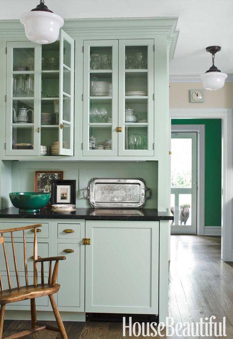 Wood, Green, Room, Interior design, Floor, Flooring, White, Home, Wall, Teal,
