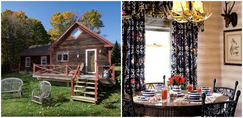 stowe vermont cabin