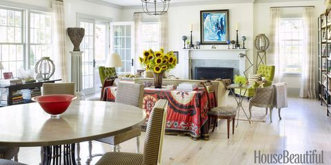 Inside Brian McCarthy's Greek Revival Farmhouse in New York