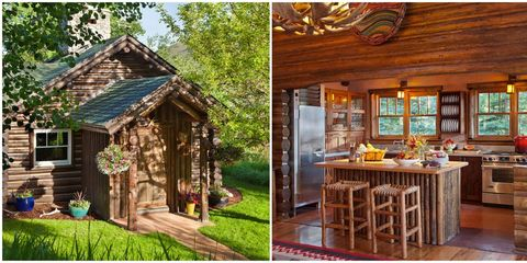 Jackson Hole Wyoming Cabin