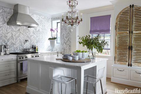 glamorous kitchen