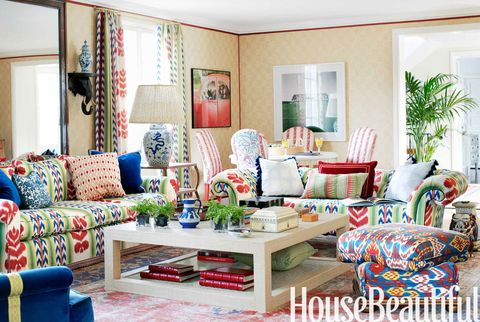 48 Quick Ways to Organize Your Living Room This Spring Extraordinary Organize Living Room