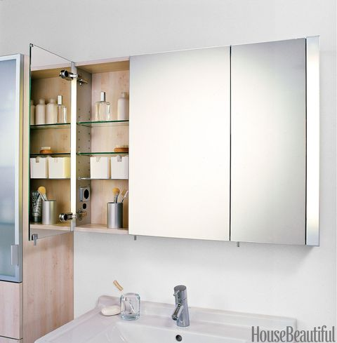 mirror cabinets with sound system