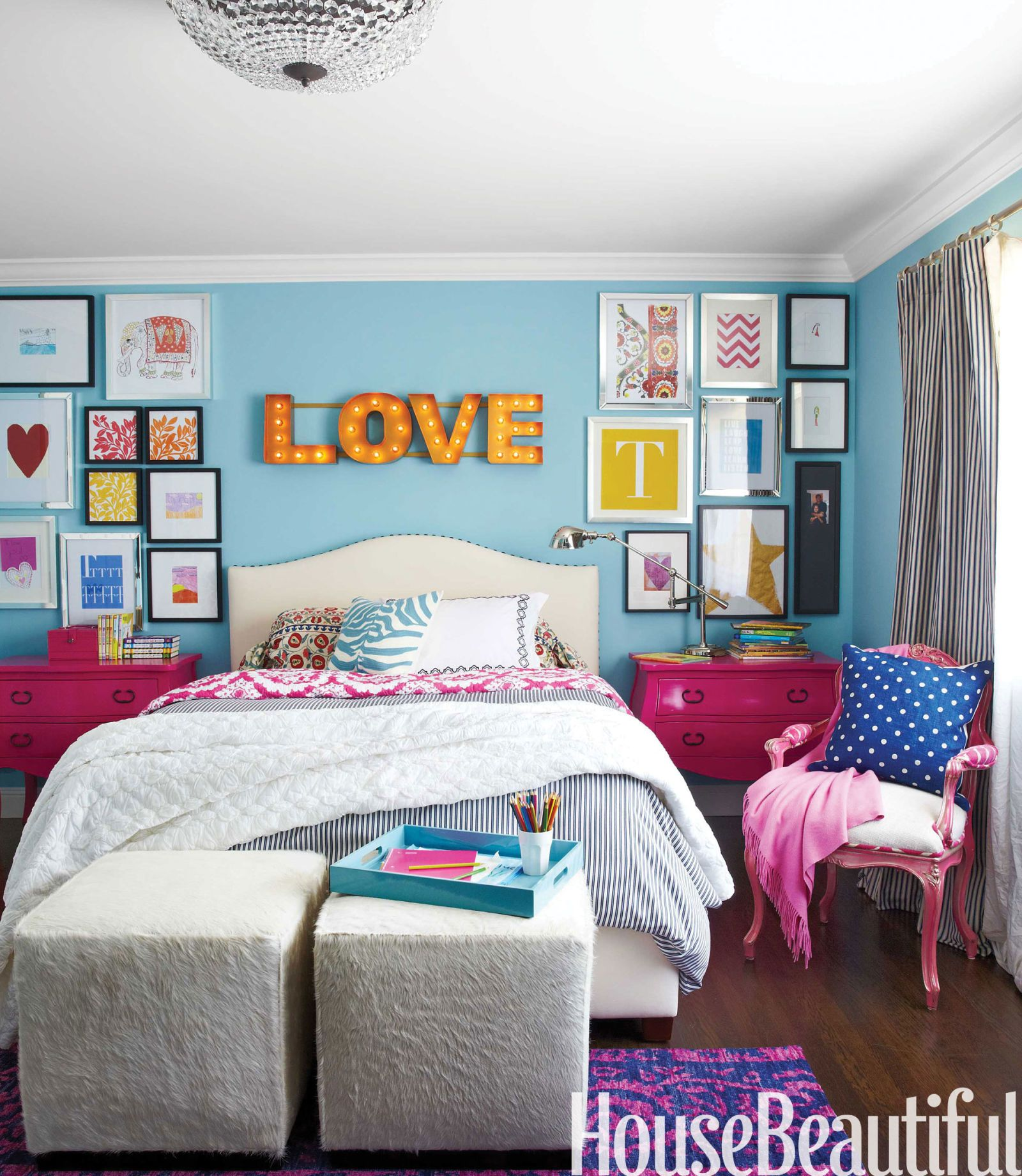 Monica Bhargava California House - Global Home Decor