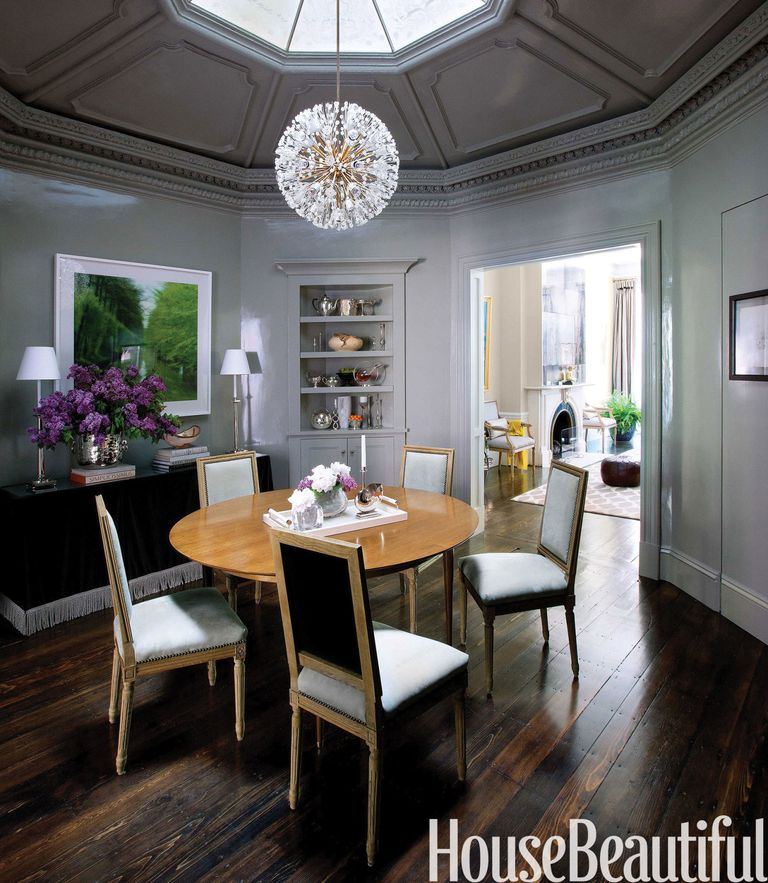 Brownstone Decorating Ideas