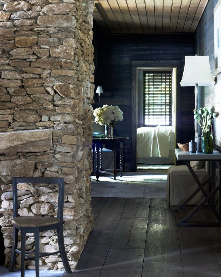 43 Beautiful Rustic Entryway Decoration Ideas: Design Pictures Of Foyers