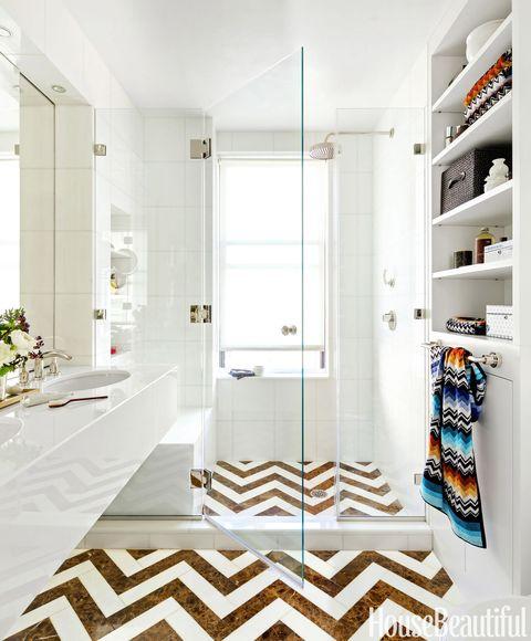 48 Bathroom Tile Design Ideas Tile Backsplash And Floor