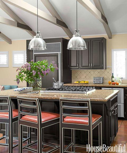 27 Cheerful Orange Kitchen Decor Ideas: Happy Colorful California House