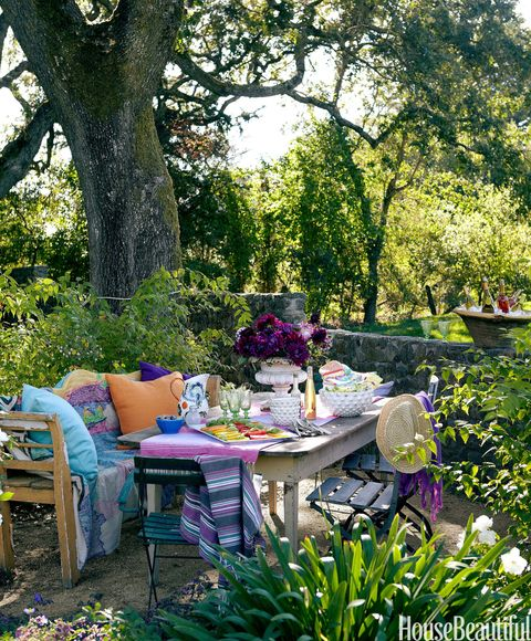 chateau sonoma outdoor table