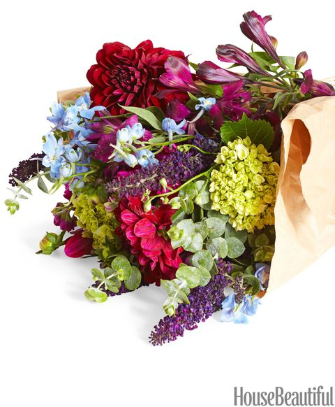 wild thing bouquet