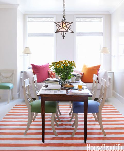 Dining Room Color Ideas: Color Decorating Ideas
