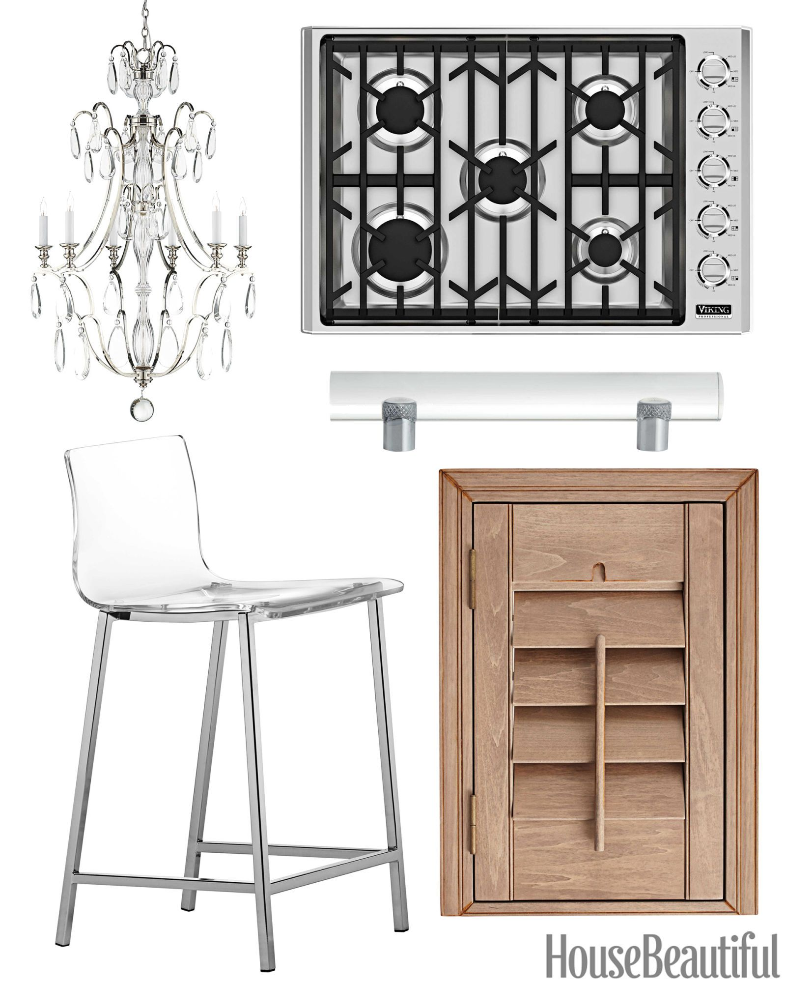 get the look glamorous kitchen