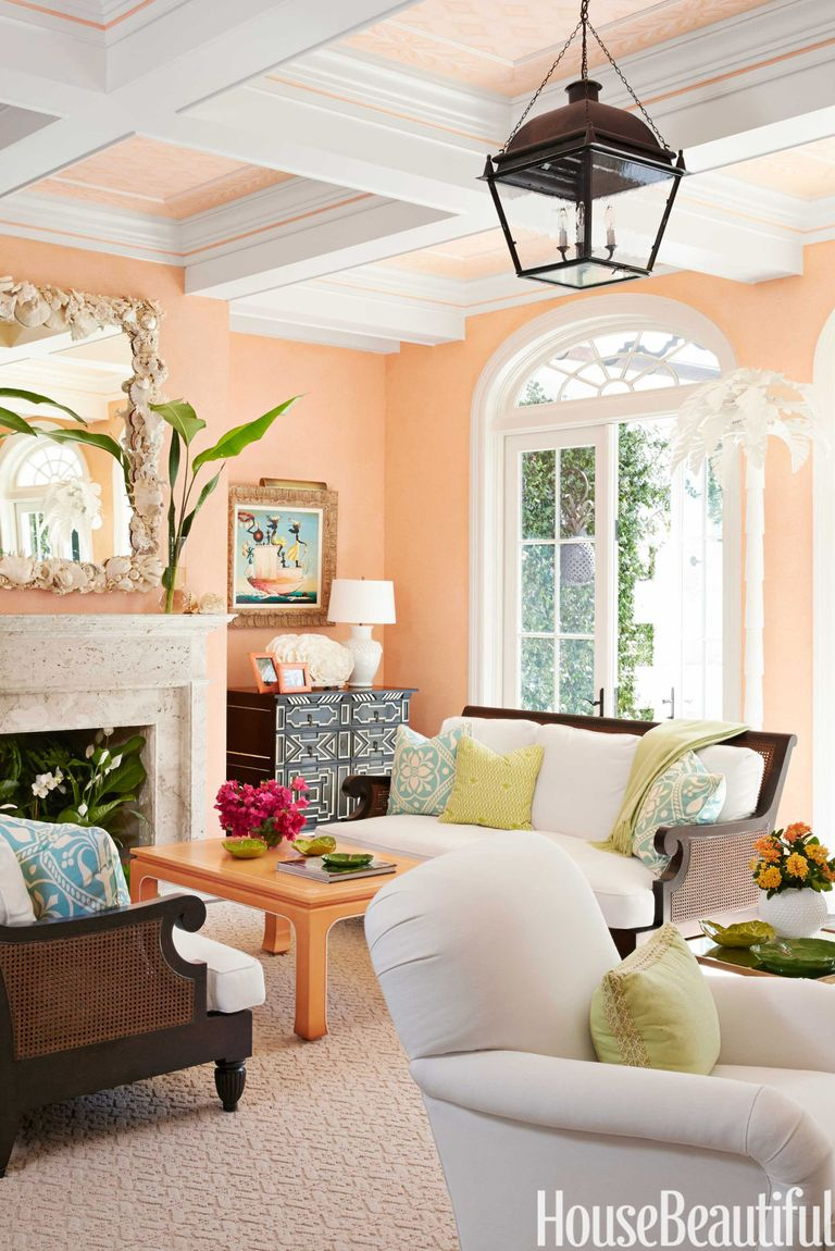 15 best living room color ideas paint colors for living - Photos of living room paint colors ...