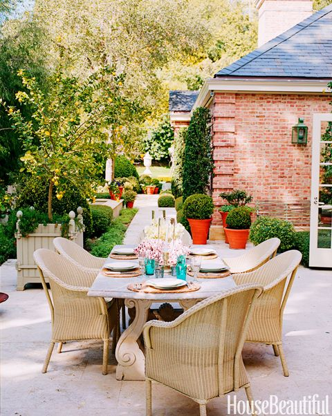 michael s smith outdoor dining room
