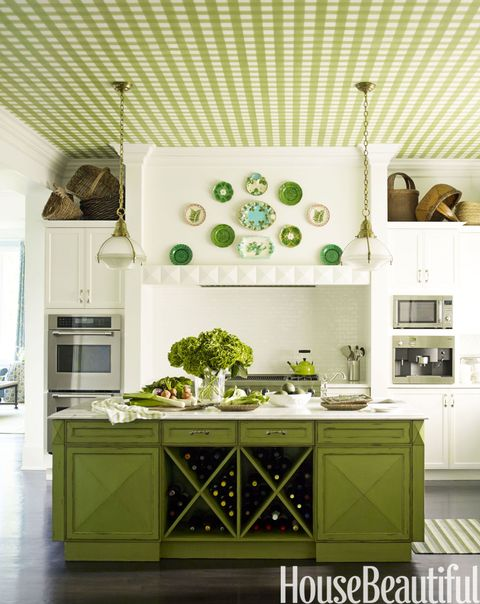 25 Green Room Decorating Ideas - Green Decor Inspiration