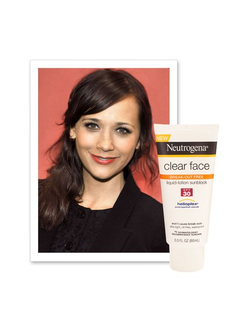 rashida jones beauty product