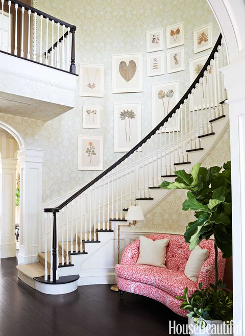 Colorful Palm Beach House Mimi Mcmakin Ashley Sharpe